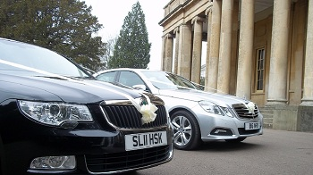 For a Wedding Car Quote Call 01242 808090